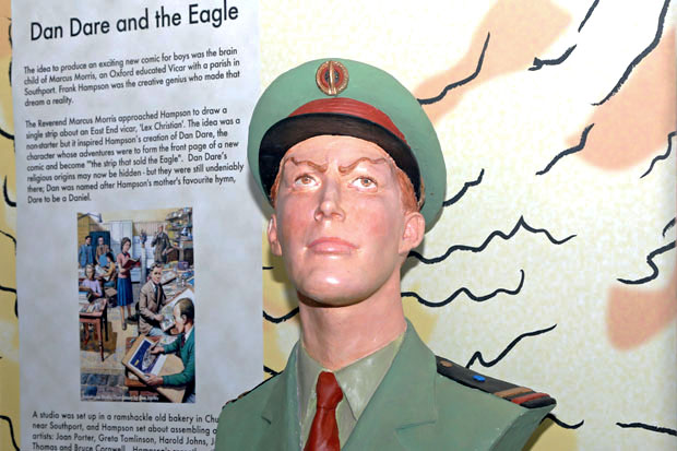 70 years of the Eagle & Dan Dare