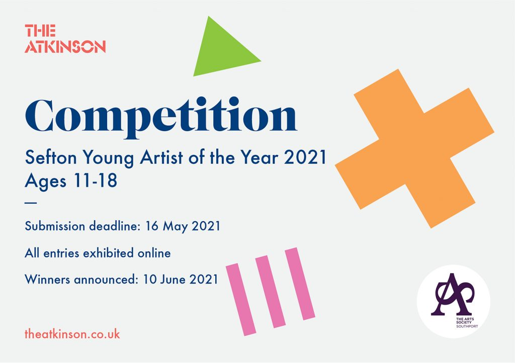 Sefton Young Artist of the Year 2021