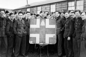 Wartime Tally Board returned to RAF Woodvale