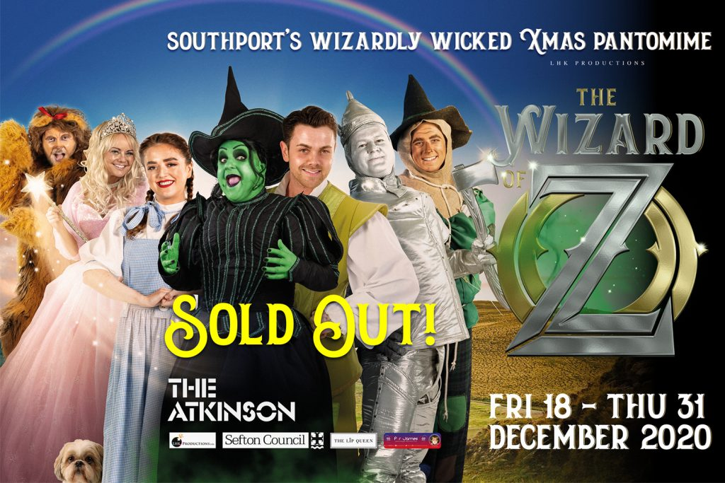 SOLD OUT – The Wizard of Oz