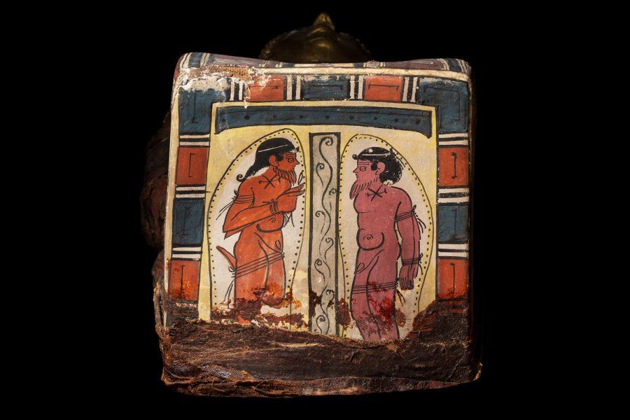 Flinders Petrie on Greeks, Romans and Egyptians