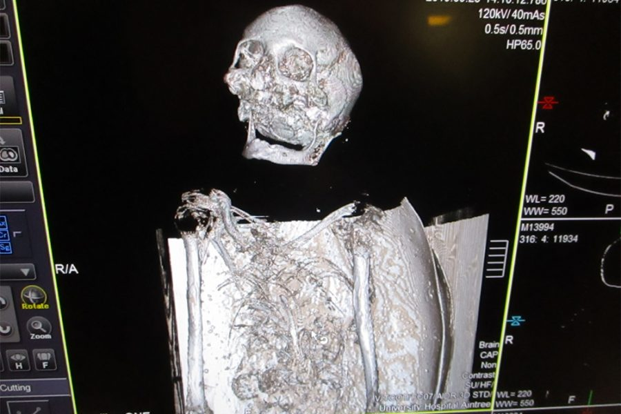 The Mummy: Ancient Craft; Modern Science