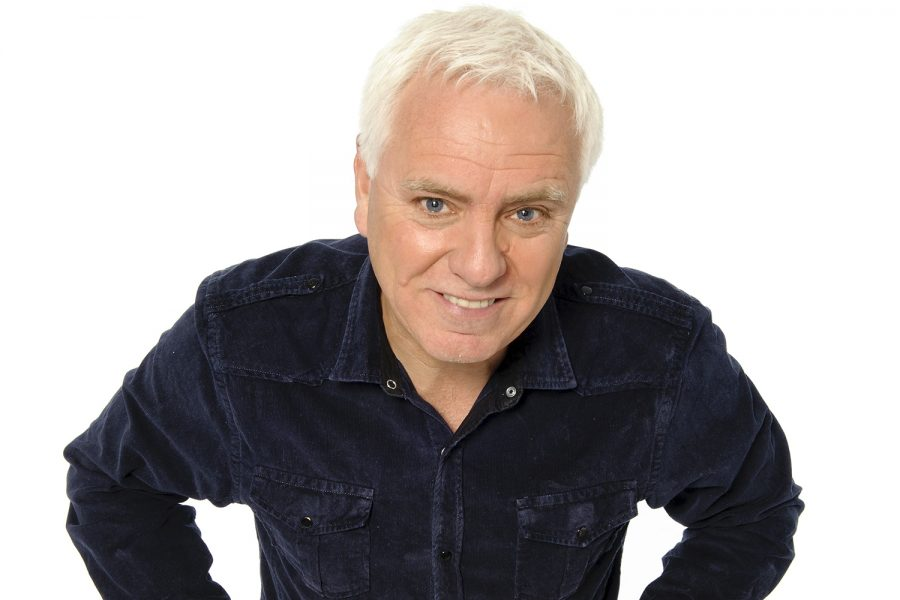 Dave Spikey: A Funny Thing Happened…