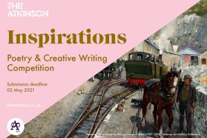 Inspirations: Last chance to enter!