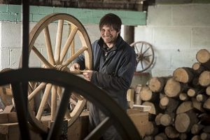 The Wheelwright: A Craft of Generations (Object of the Month)