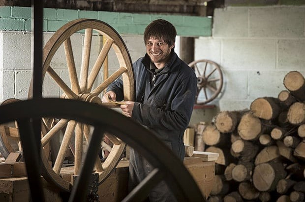 The Wheelwright: A Craft of Generations