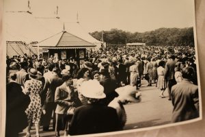 Southport Flower Show: Then & Now
