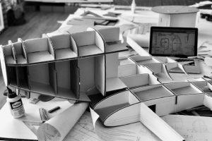 Building a paper Spitfire: Part 1