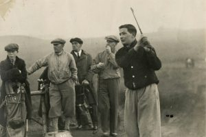 Our golfing history