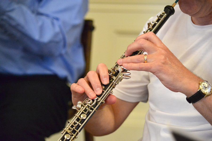 Mozart: The Oboe Quartet