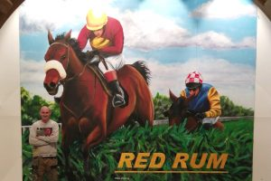 Stunning Red Rum mural by artist Paul Curtis to be unveiled at new exhibition in Southport