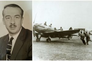 Tragic day a Polish Spitfire pilot crashed at RAF Woodvale as Courage and Devotion exhibition opens
