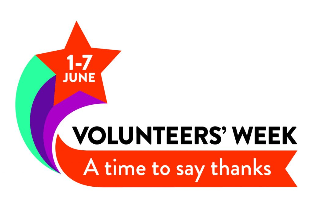 A big THANK YOU to our volunteers