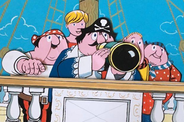 Captain Pugwash & Friends
