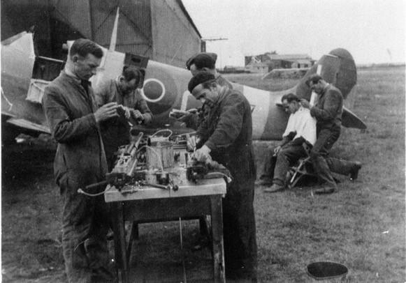 Spitfire BM597
