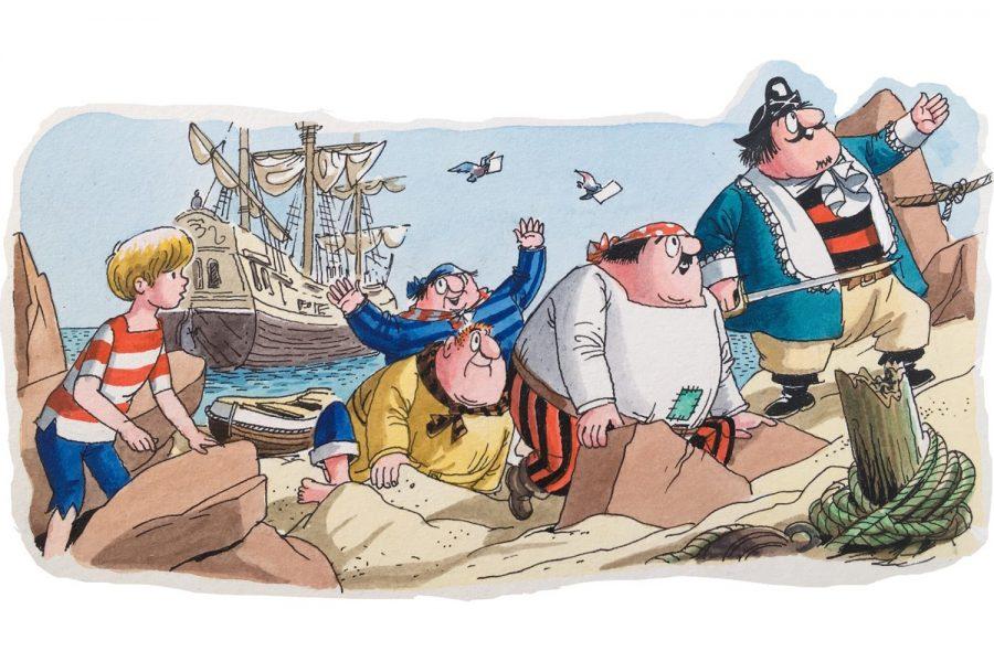 Captain Pugwash & Friends: Pirate Day